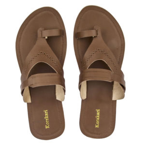 Kolhapuri Leather Sandal